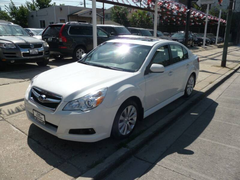 2012 Subaru Legacy for sale at CAR CENTER INC in Chicago IL