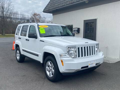 2012 Jeep Liberty for sale at Vantage Auto Group in Tinton Falls NJ