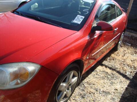 2007 Chevrolet Cobalt for sale at Branch Avenue Auto Auction in Clinton MD