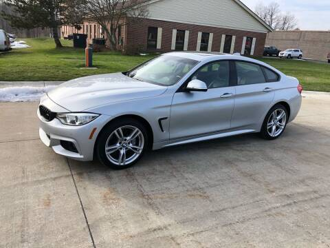 2016 BMW 4 Series for sale at Renaissance Auto Network in Warrensville Heights OH