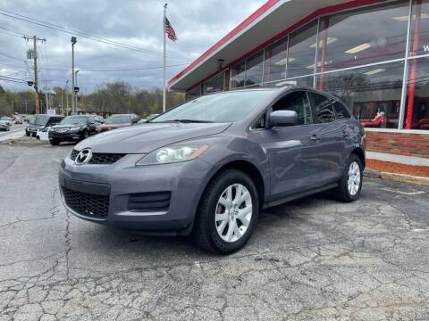 2007 Mazda CX-7 for sale at USA Motor Sport inc in Marlborough MA