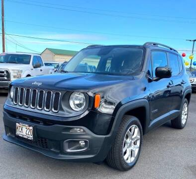 2016 Jeep Renegade for sale at PONO'S USED CARS in Hilo HI