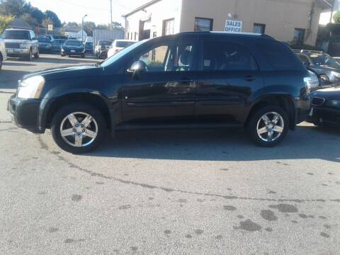 2008 Chevrolet Equinox for sale at Nelsons Auto Specialists in New Bedford MA