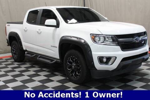 2020 Chevrolet Colorado for sale at Vorderman Imports in Fort Wayne IN