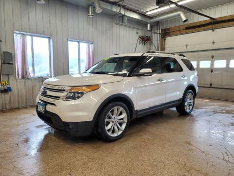 2014 Ford Explorer for sale at Sand's Auto Sales in Cambridge MN