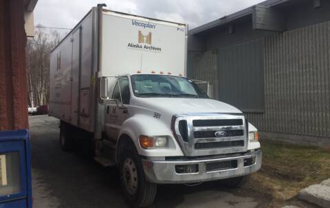 2011 Ford F-750 Super Duty for sale at Freedom Auto Sales in Anchorage AK