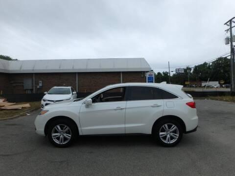 2015 Acura RDX for sale at Moke America of Virginia Beach in Virginia Beach VA