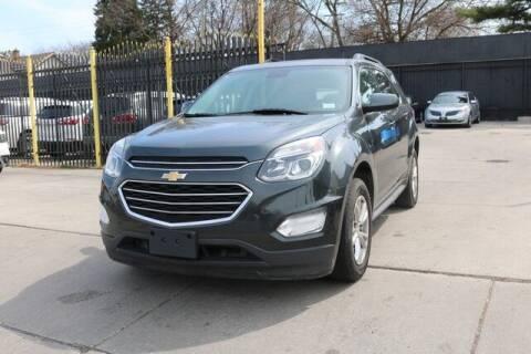 2017 Chevrolet Equinox for sale at F & M AUTO SALES in Detroit MI