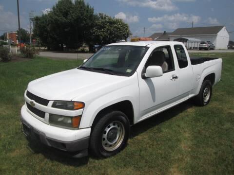 2010 Chevrolet Colorado for sale at Wally's Wholesale in Manakin Sabot VA