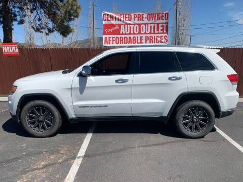 2015 Jeep Grand Cherokee for sale at Flagstaff Auto Outlet in Flagstaff AZ