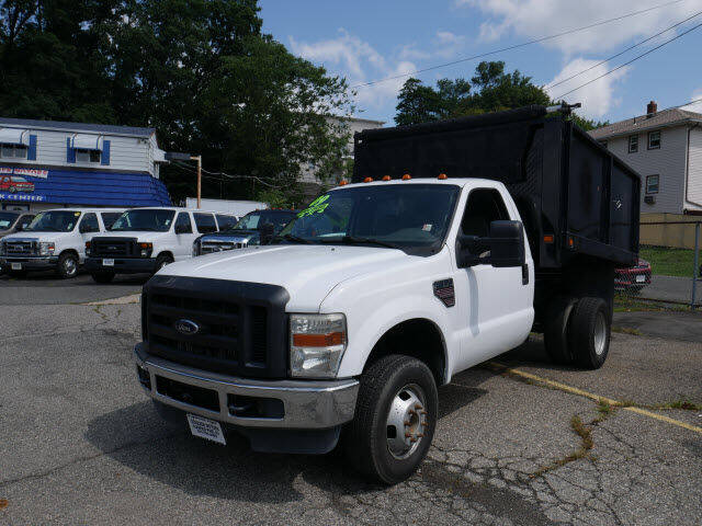 2009 Ford F-350 Super Duty for sale at Scheuer Motor Sales INC in Elmwood Park NJ