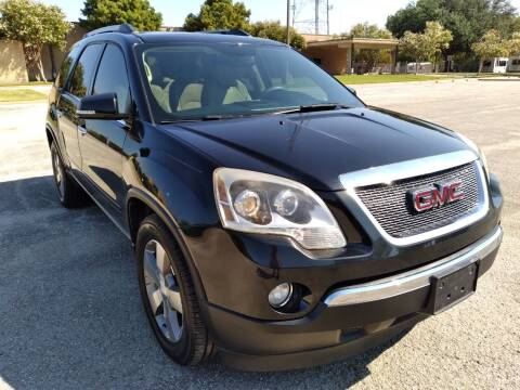2011 GMC Acadia for sale at KAM Motor Sales in Dallas TX