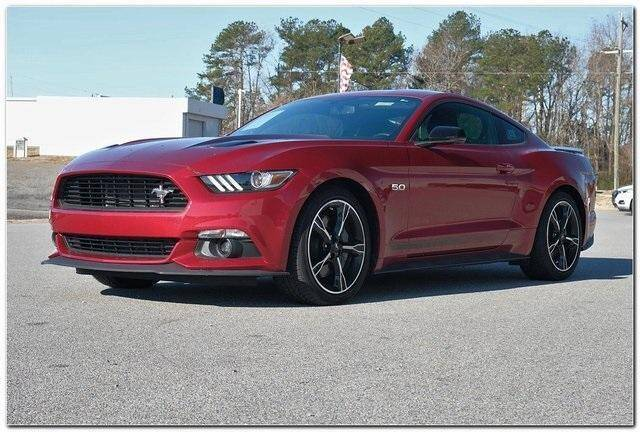 2017 Ford Mustang for sale at WHITE MOTORS INC in Roanoke Rapids NC