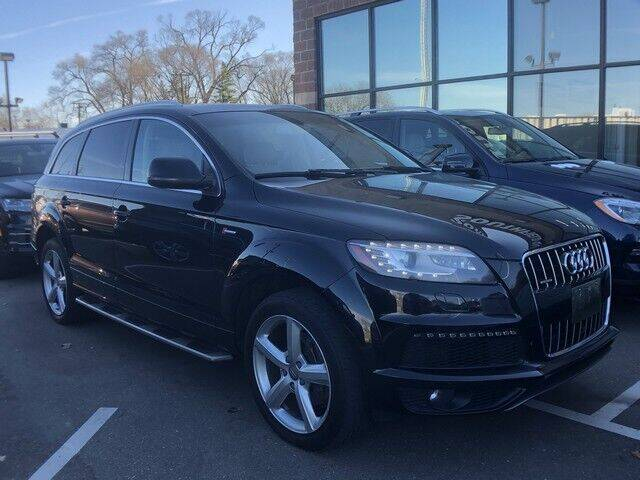 2014 Audi Q7 for sale at SOUTHFIELD QUALITY CARS in Detroit MI