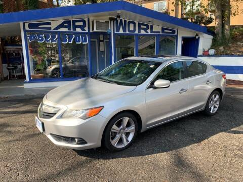 2013 Acura ILX for sale at Car World Inc in Arlington VA