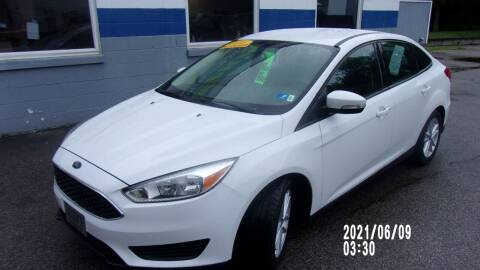2016 Ford Focus for sale at Allen's Pre-Owned Autos in Pennsboro WV