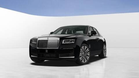 2021 Rolls-Royce Ghost for sale at Bespoke Motor Group in Jericho NY