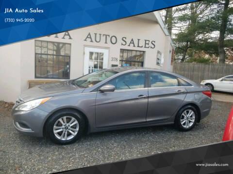 2011 Hyundai Sonata for sale at JIA Auto Sales in Port Monmouth NJ