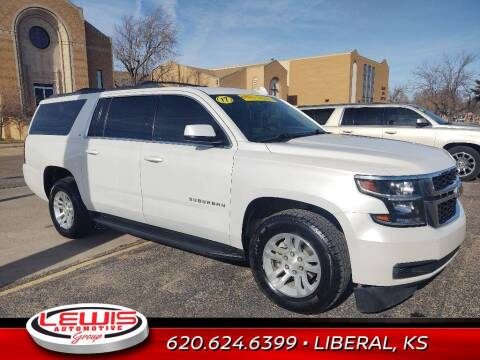 2017 Chevrolet Suburban for sale at Lewis Chevrolet Buick Cadillac of Liberal in Liberal KS