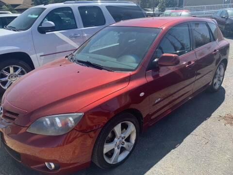 2006 Mazda MAZDA3 for sale at Contra Costa Auto Sales in Oakley CA