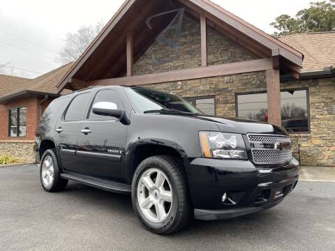 2007 Chevrolet Tahoe for sale at Auto Solutions in Maryville TN