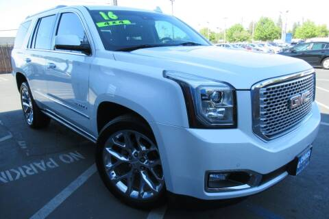 2016 GMC Yukon for sale at Choice Auto & Truck in Sacramento CA