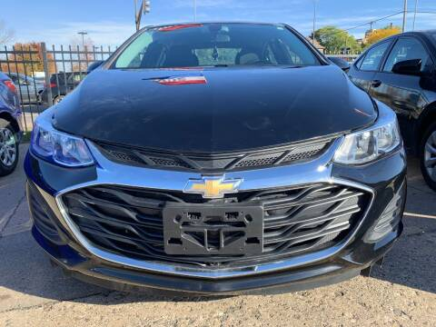 2019 Chevrolet Cruze for sale at Minuteman Auto Sales in Saint Paul MN