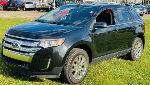 2012 Ford Edge for sale at Top Notch Auto Brokers, Inc. in Palatine IL