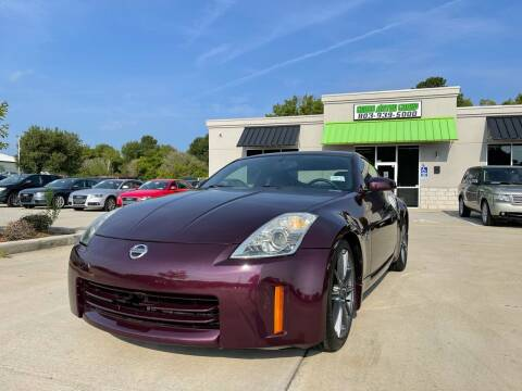 2006 Nissan 350Z for sale at Cross Motor Group in Rock Hill SC