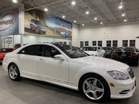 2011 Mercedes-Benz S-Class for sale at Godspeed Motors in Charlotte NC