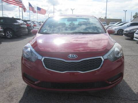 2016 Kia Forte for sale at T & D Motor Company in Bethany OK