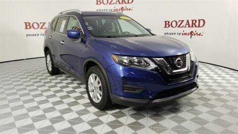 2017 Nissan Rogue for sale at BOZARD FORD in Saint Augustine FL