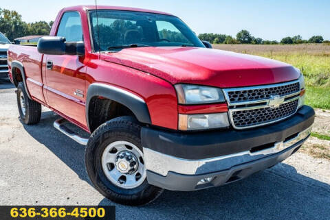 2005 Chevrolet Silverado 3500 for sale at Fruendly Auto Source in Moscow Mills MO