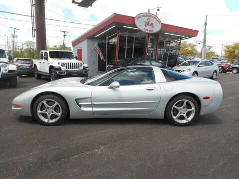 2000 Chevrolet Corvette for sale at The Carriage Company in Lancaster OH