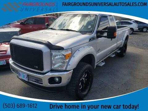2011 Ford F-350 Super Duty for sale at Universal Auto Sales in Salem OR