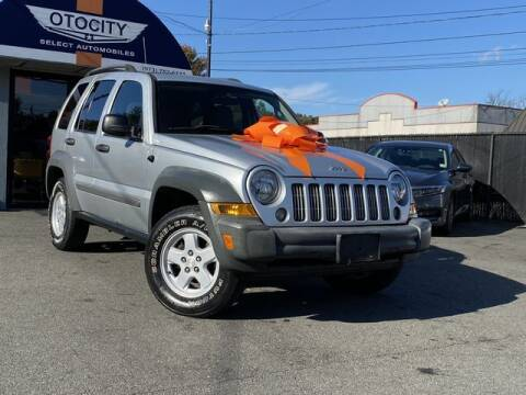 2005 Jeep Liberty for sale at OTOCITY in Totowa NJ