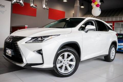 2016 Lexus RX 350 for sale at Quality Auto Center in Springfield NJ