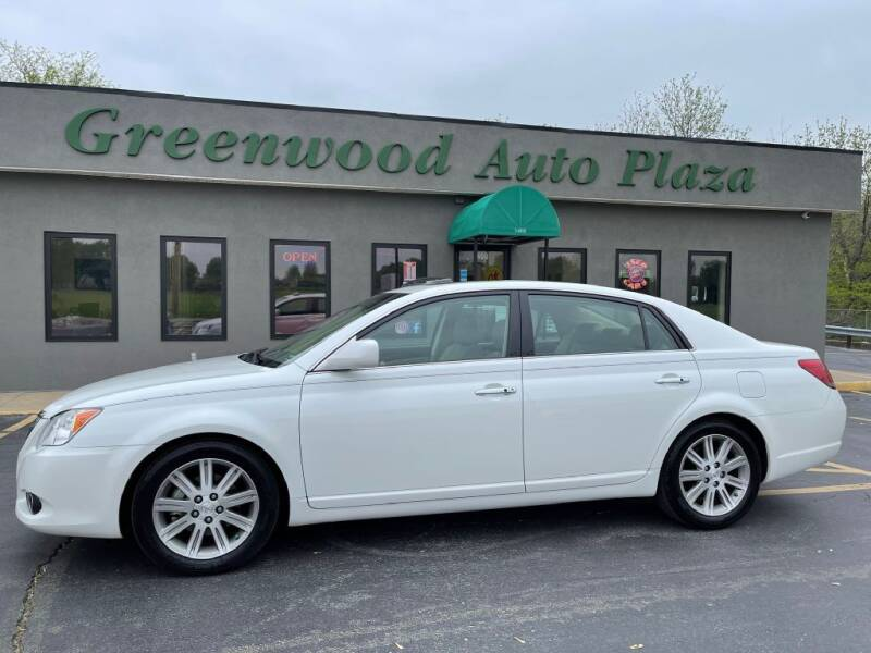 2008 Toyota Avalon for sale at Greenwood Auto Plaza in Greenwood MO