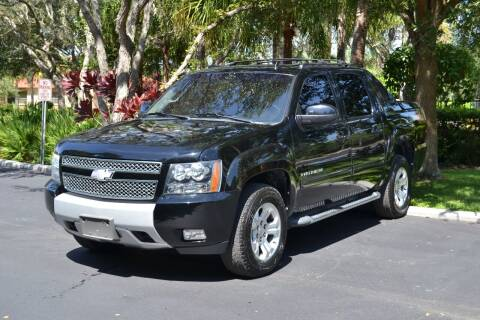 2013 Chevrolet Avalanche for sale at GulfCoast Motorsports in Osprey FL