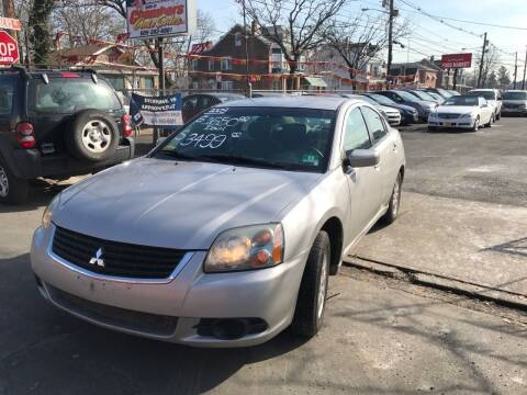 2009 Mitsubishi Galant for sale at Chambers Auto Sales LLC in Trenton NJ
