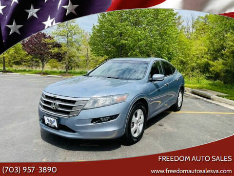 2010 Honda Accord Crosstour for sale at Freedom Auto Sales in Chantilly VA