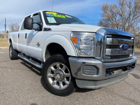 2012 Ford F-350 Super Duty for sale at UNITED Automotive in Denver CO