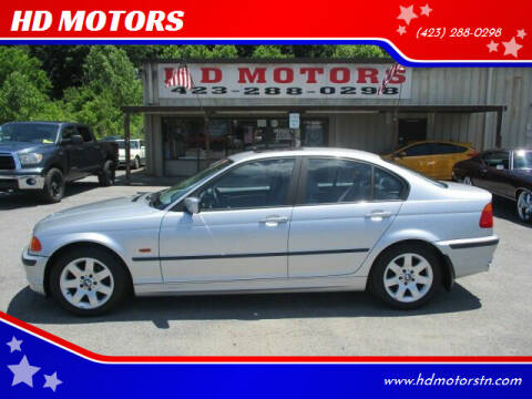 2000 BMW 3 Series for sale at HD MOTORS in Kingsport TN