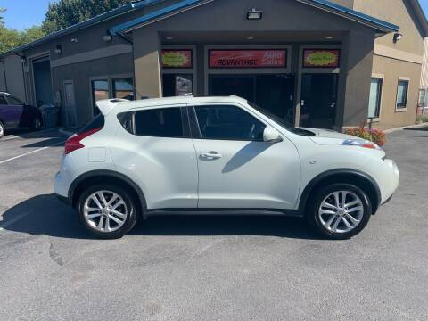 2012 Nissan JUKE for sale at Advantage Auto Sales in Garden City ID
