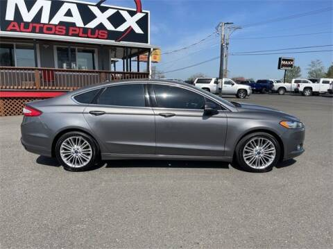2014 Ford Fusion for sale at Ralph Sells Cars at Maxx Autos Plus Tacoma in Tacoma WA
