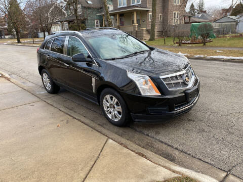 2010 Cadillac SRX for sale at RIVER AUTO SALES CORP in Maywood IL