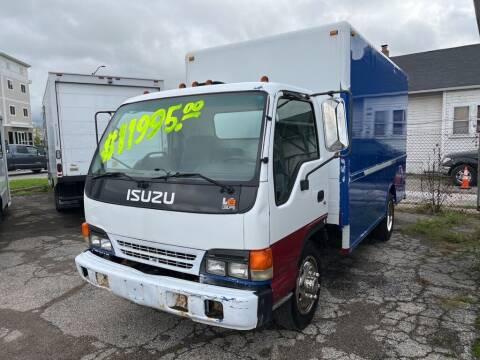 2001 Isuzu NPR for sale at Tillman Van Sales in Indianapolis IN