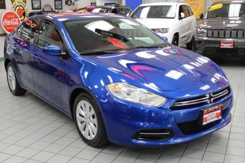 2014 Dodge Dart for sale at Windy City Motors in Chicago IL