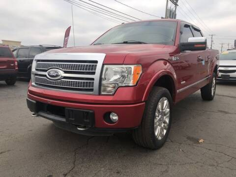 2011 Ford F-150 for sale at Instant Auto Sales in Chillicothe OH