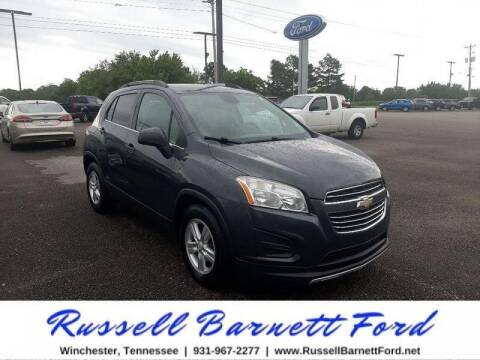2016 Chevrolet Trax for sale at Oskar  Sells Cars in Winchester TN